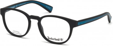 Timberland TB1572 glasses in Matt Black