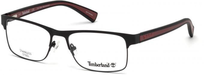 Timberland TB1573 glasses in Matt Black