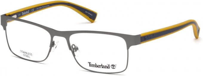 Timberland TB1573 glasses in Matt Gunmetal