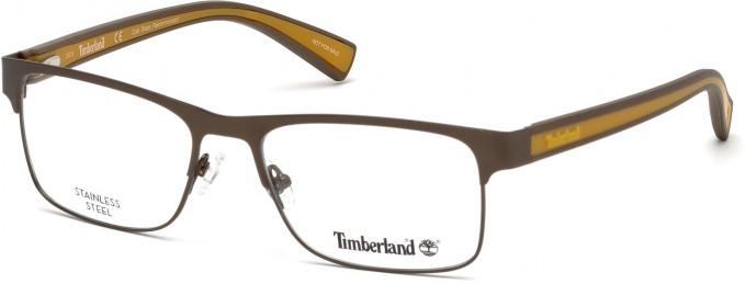 Timberland TB1573 glasses in Matt Dark Brown