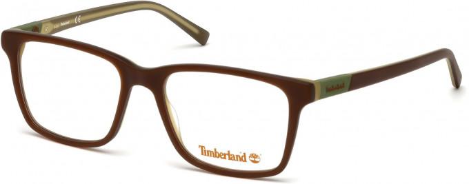 Timberland TB1574 glasses in Matt Dark Brown