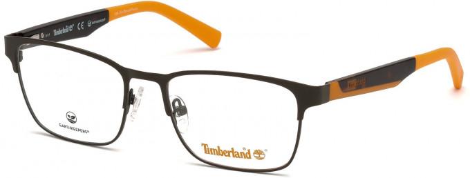 Timberland TB1575-53 glasses in Matt Dark Green