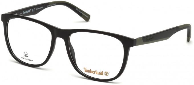 Timberland TB1576-54 glasses in Matt Black
