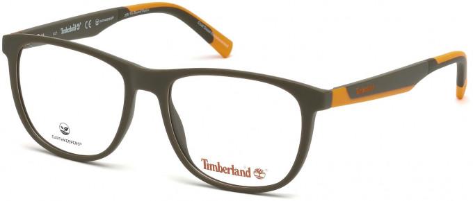 Timberland TB1576-57 glasses in Matt Dark Green