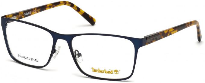 Timberland TB1578-55 glasses in Matt Blue