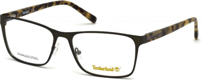Timberland TB1578-55 glasses in Matt Dark Green