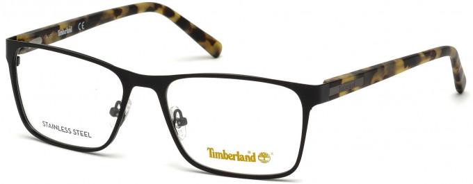 Timberland TB1578-58 glasses in Matt Black