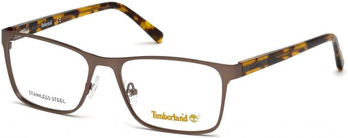 Timberland TB1578-58 glasses in Matt Dark Brown