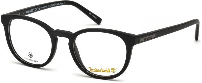 Timberland TB1579 glasses in Matt Black