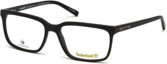Timberland TB1580-54 glasses in Matt Black
