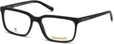 Timberland TB1580-54 glasses in Matt Black