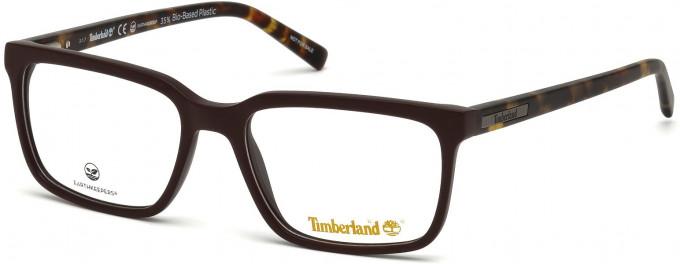 Timberland TB1580-57 glasses in Matt Bordeaux