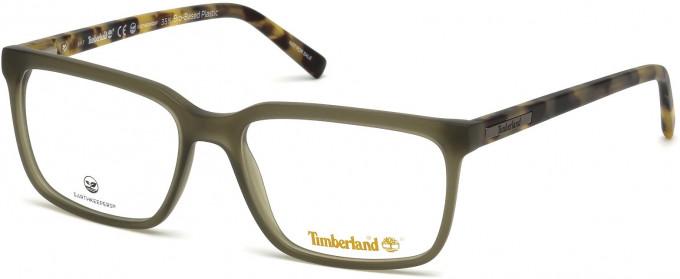Timberland TB1580-57 glasses in Matt Dark Green