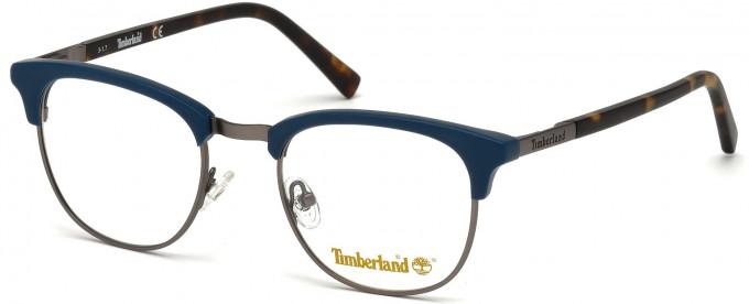 Timberland TB1582 glasses in Matt Blue