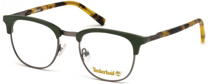 Timberland TB1582 glasses in Matt Dark Green