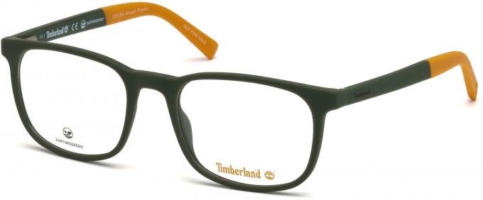 Timberland TB1583-52 glasses in Matt Dark Green