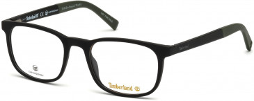 Timberland TB1583-56 glasses in Matt Black