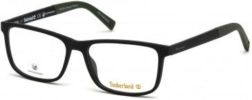 Timberland TB1589 glasses in Matt Black