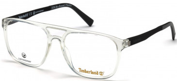 Timberland TB1600-53 glasses in Matt Black