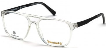 Timberland TB1600-55 glasses in Matt Black