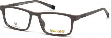 Timberland TB1605 glasses in Matt Black
