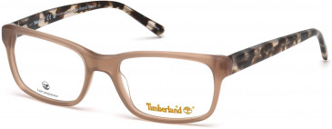 Timberland TB1590-55 glasses in Shiny Black