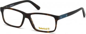 Timberland TB1362 glasses in Matt Black