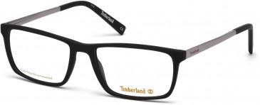Timberland TB1562 glasses in Matt Black