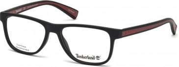 Timberland TB1571 glasses in Matt Black