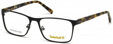 Timberland TB1578-55 glasses in Matt Black