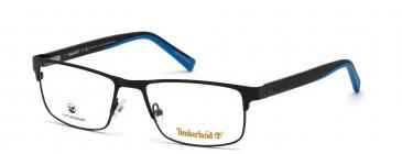 Timberland TB1594-58 glasses in Matt Black