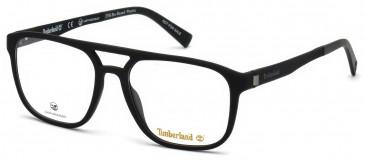 Timberland TB1600-55 glasses in Matt Black