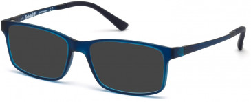 Timberland TB1349 sunglasses in Grey/Other