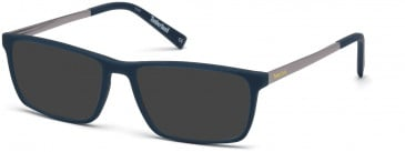 Timberland TB1562 sunglasses in Matt Blue