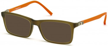 Timberland TB1334 sunglasses in Shiny Orange