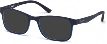 Timberland TB1352-52 sunglasses in Dark Brown/Other