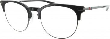 Ducati DA1010 Glasses in Black