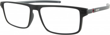 Ducati DA1007 Glasses in Matt Black