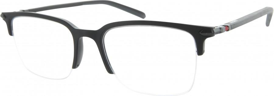 5361688713ab ... Ready-Made Reading Glasses. Ducati DA1003 Glasses in Matt Black