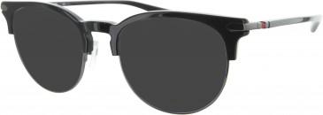 Ducati DA1010 Sunglasses in Black