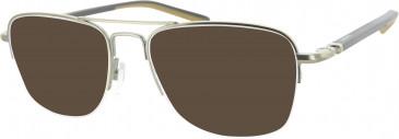 Ducati DA3003 Sunglasses in Gold