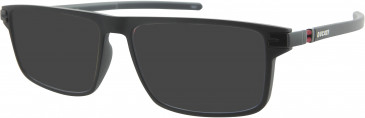 Ducati DA1007 Sunglasses in Matt Black