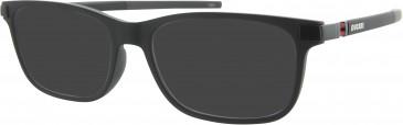 Ducati DA1006 Sunglasses in Matt Black