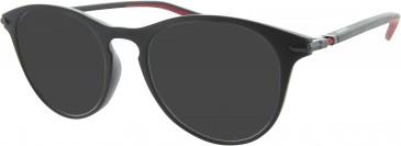 Ducati DA1002 Sunglasses in Matt Black