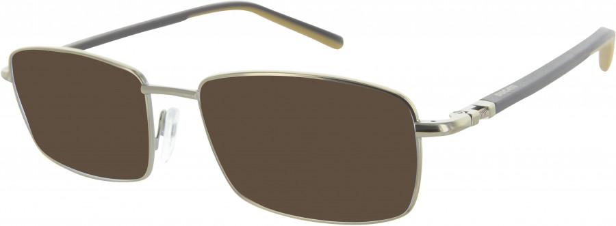 51e3c98e5cf3 ... Ready-Made Reading Sunglasses. Ducati DA3002 Sunglasses in Gold