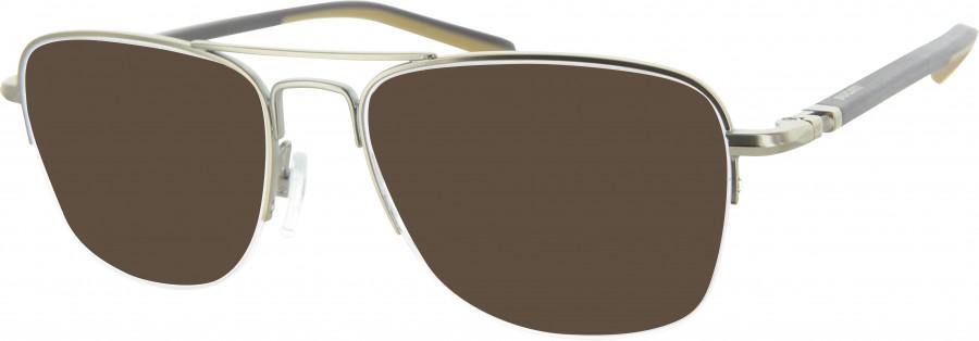 2d62200fe3ef ... Ready-Made Reading Sunglasses. Ducati DA3003 Sunglasses in Gold
