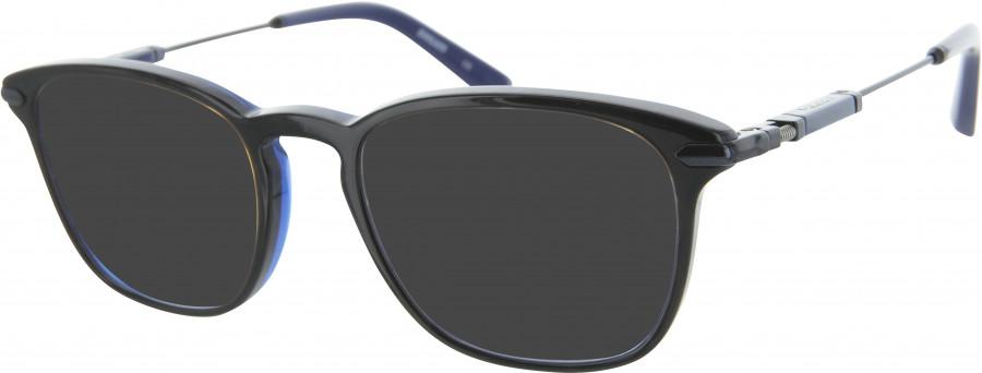 05bb795ced72 ... Ready-Made Reading Sunglasses. Ducati DA1004 Sunglasses in Black/Blue