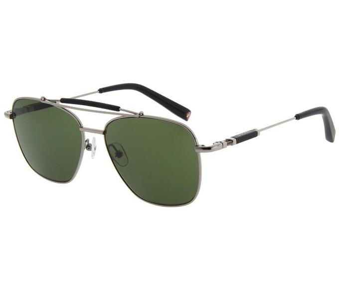 Ducati DA7003 Sunglasses in Shiny Gunmetal/Black
