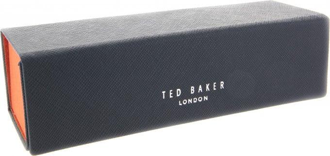 Ted Baker Glasses case in Blue Grey
