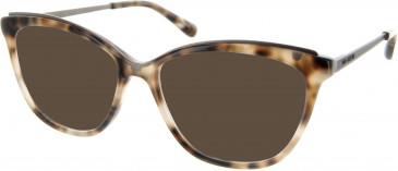 Ted Baker 9153 Sunglasses in Pink Tortoiseshell